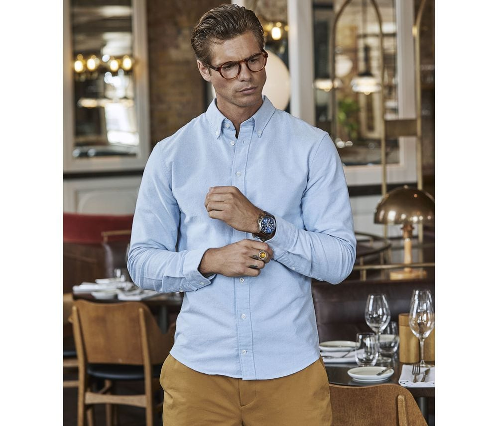 Tee Jays TJ4000 - Oxford shirt Men