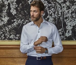 Tee Jays TJ4021 - Luxury shirt slim fit Men