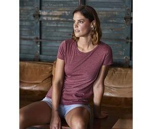 Tee Jays TJ5051 - Camiseta Urbana Mezclada Para Mujer