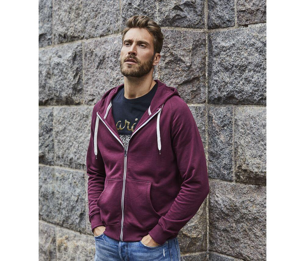 Tee Jays TJ5402 - Urban zip hoodie Men
