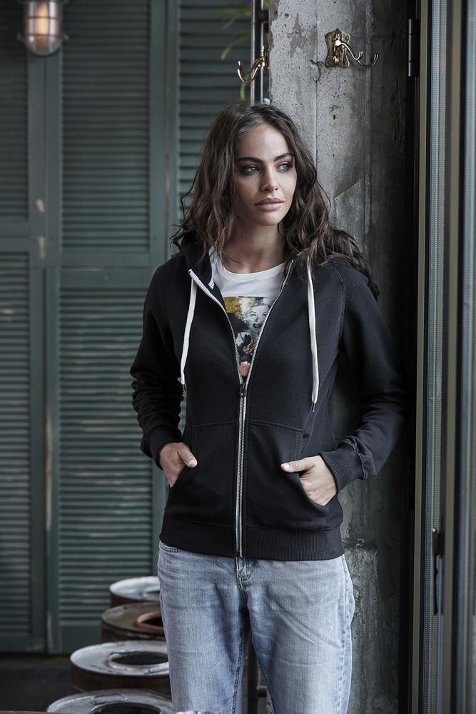 Tee Jays TJ5403 - Women's Urban zip-up sweatshirt
