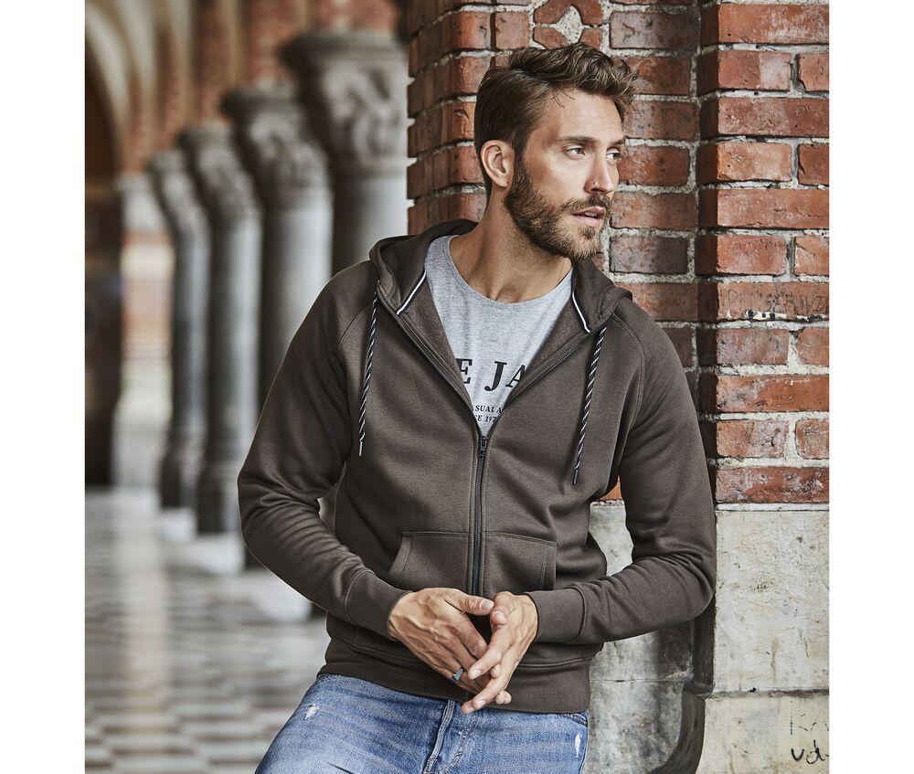 Tee Jays TJ5435 - Fashion full zip hood Men
