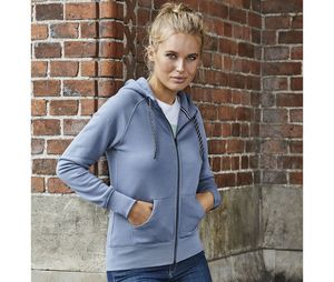 Tee Jays TJ5436 - Fashion full zip hood Women