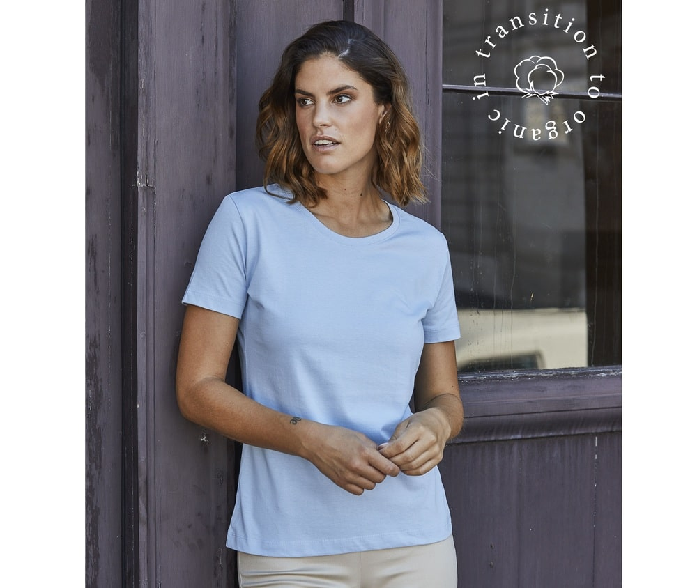 Tee Jays TJ8050 - Womens soft tee