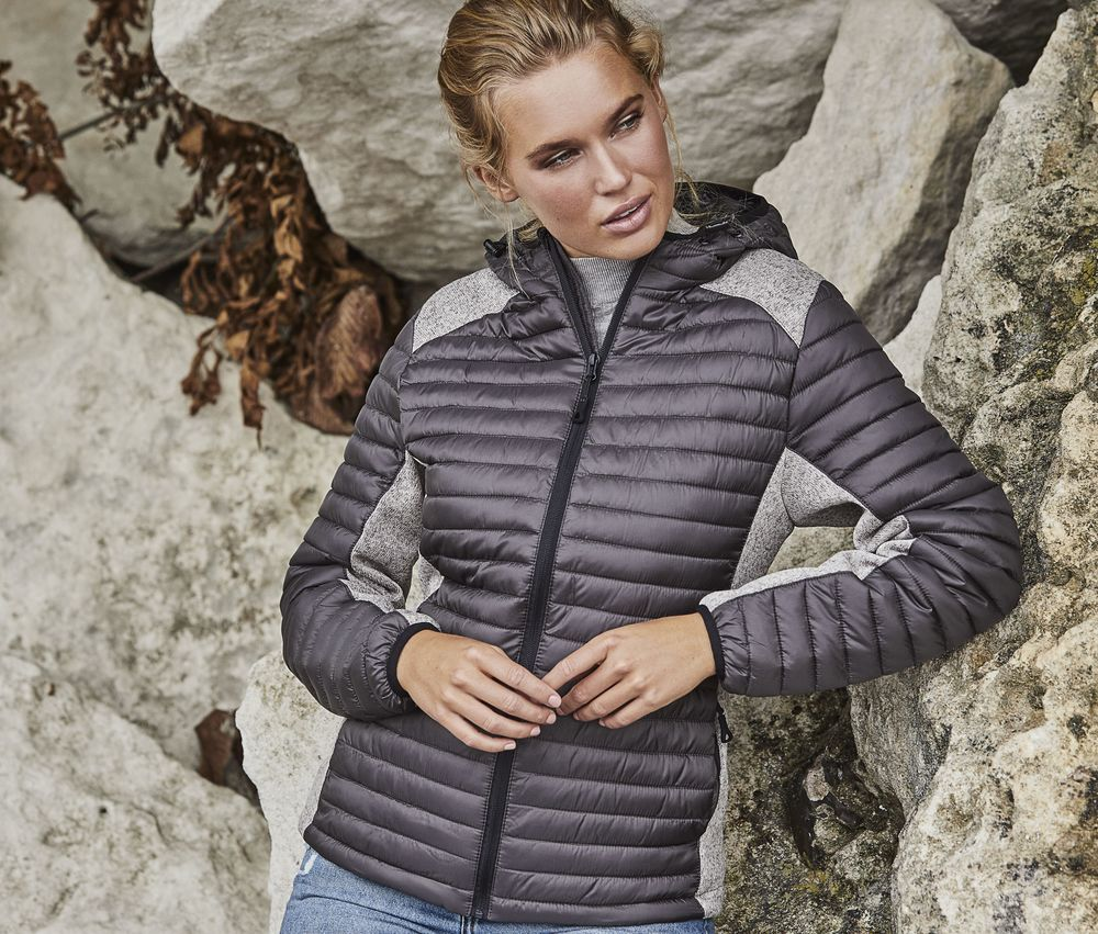 Tee Jays TJ9611 - Hooded outdoor crossover Women