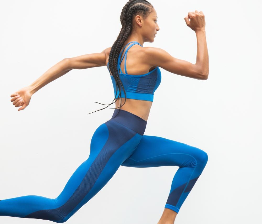 Tombo TL350 - Contrast women's leggings