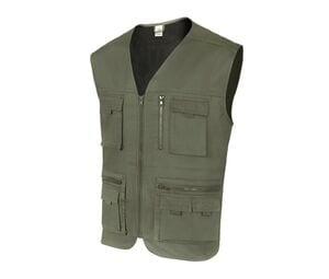 VELILLA V15901 - MULTI-POCKET VEST