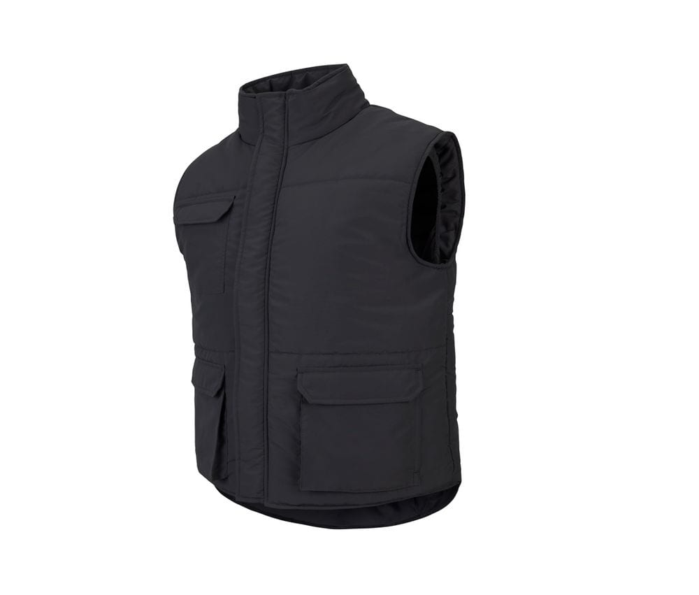 VELILLA V25901 - MULTI-POCKET PADDED BODYWARMER