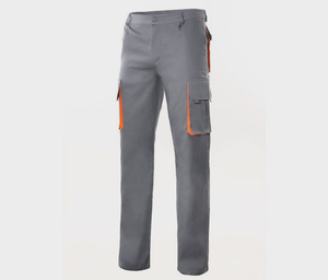 VELILLA V3004 - BROEK MULTI-POCKET TWEEKLEURIG