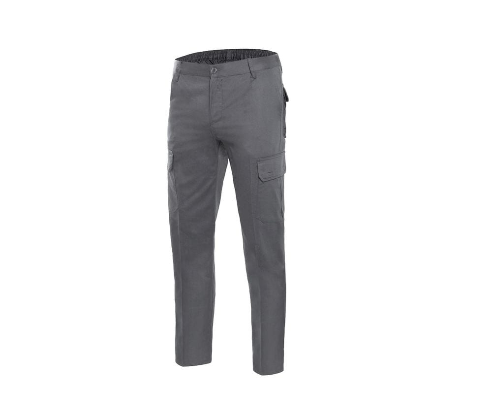 VELILLA V3013 - 100% COTTON MULTI-POCKET PANTS