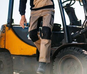 VELILLA V3020B - BROEK MULTI-POCKET TWEEKLEURIG