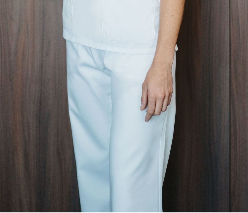 VELILLA V33005 - COTTON PANTS