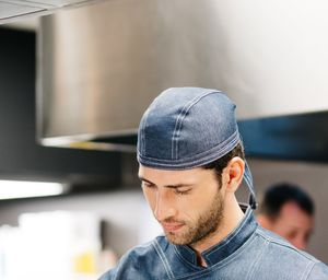 VELILLA V4007 - KITCHEN CAP DENIM