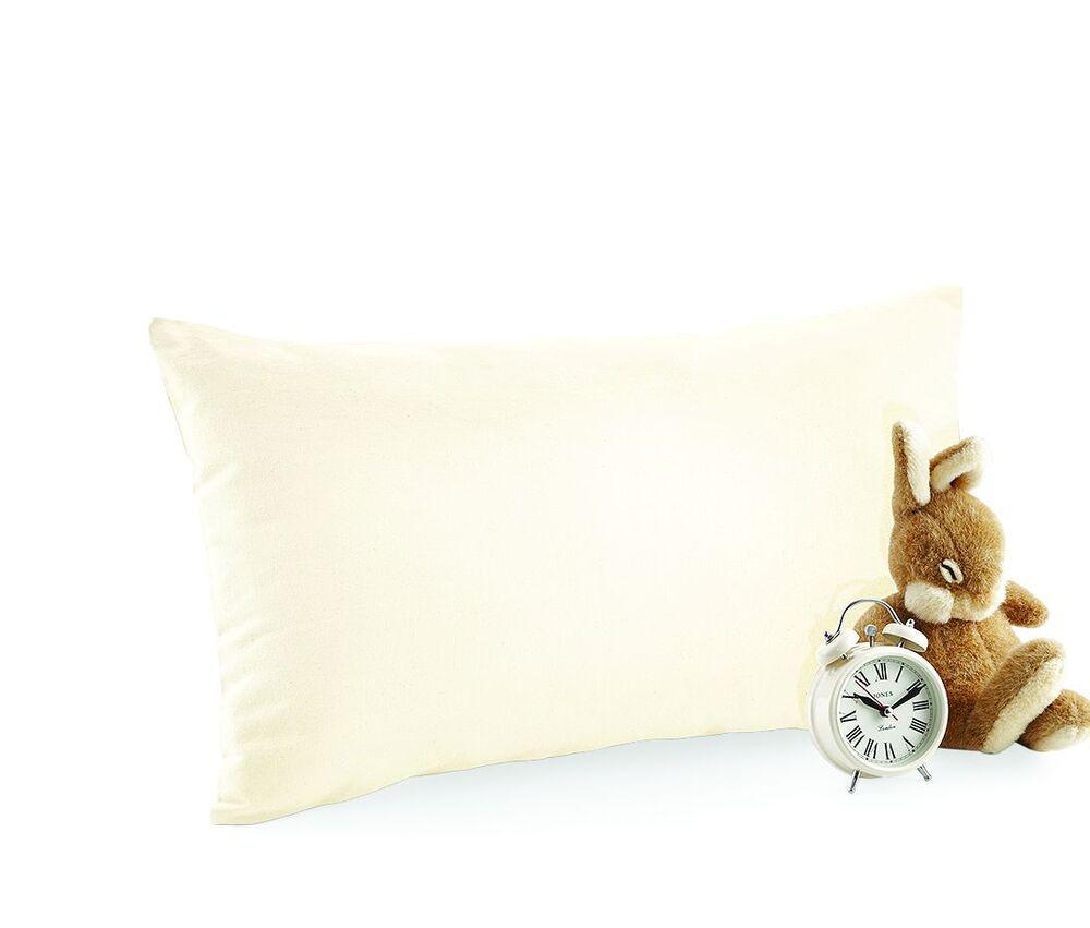 WESTFORD MILL WM350 - Housse de coussin en coton commerce équitable