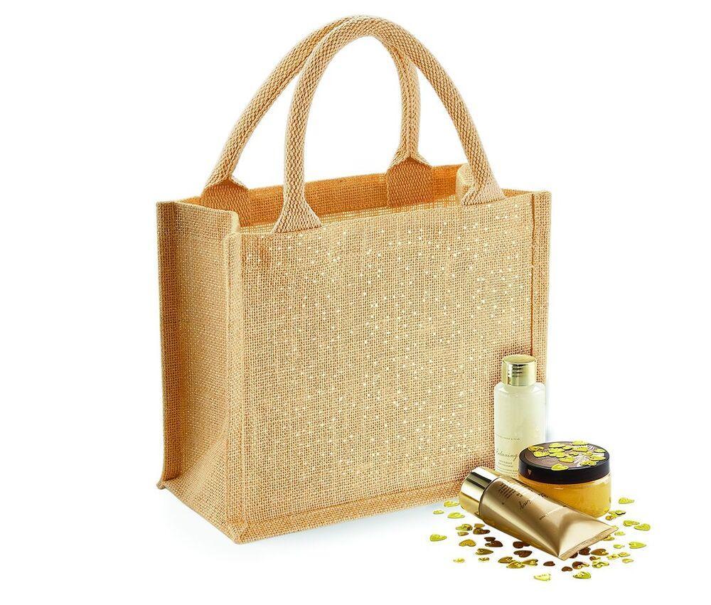 Westford mill WM431 - Mini glittering gift bag
