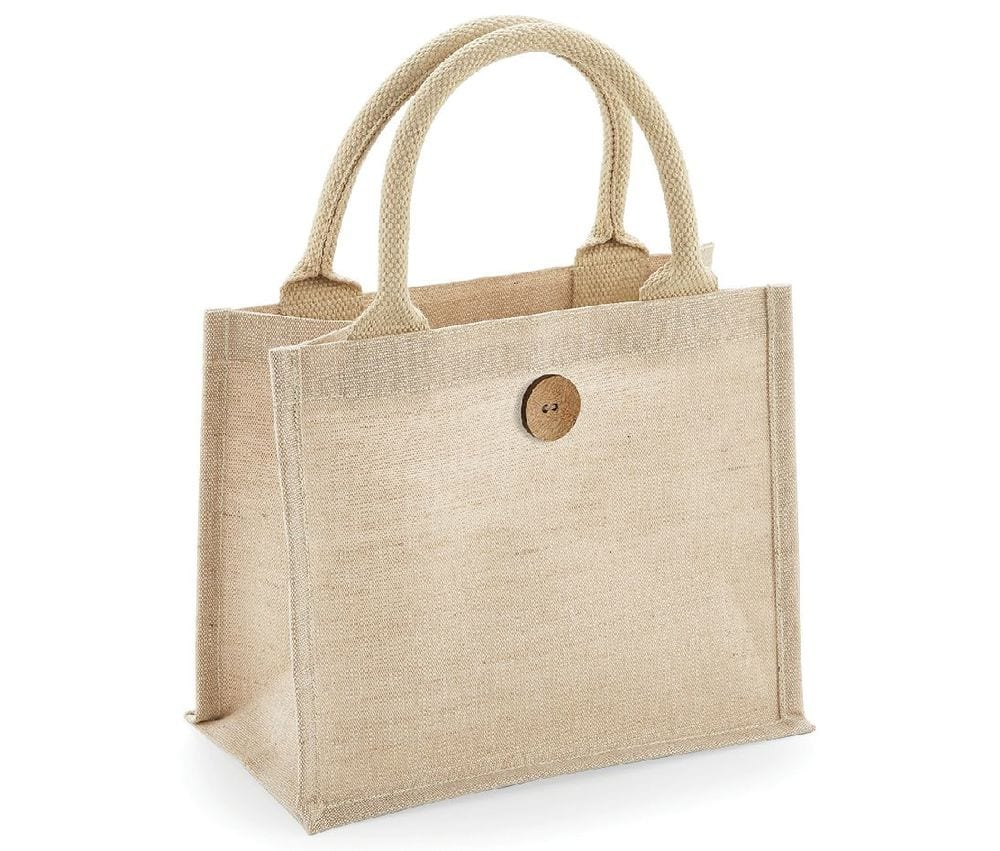 Westford mill WM441 - Mini JuCo gift bag