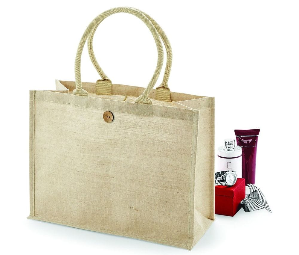 Westford mill WM447 - Shopping bag in JuCo