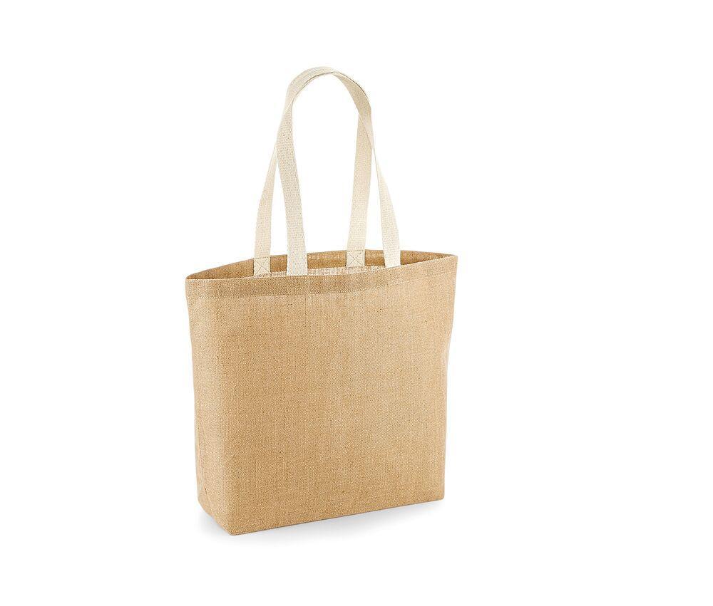WESTFORD MILL WM458 - Sac shopper en toile de jute