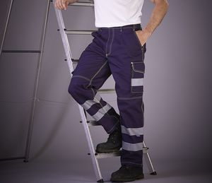 Yoko YK018T - High visibility work pants