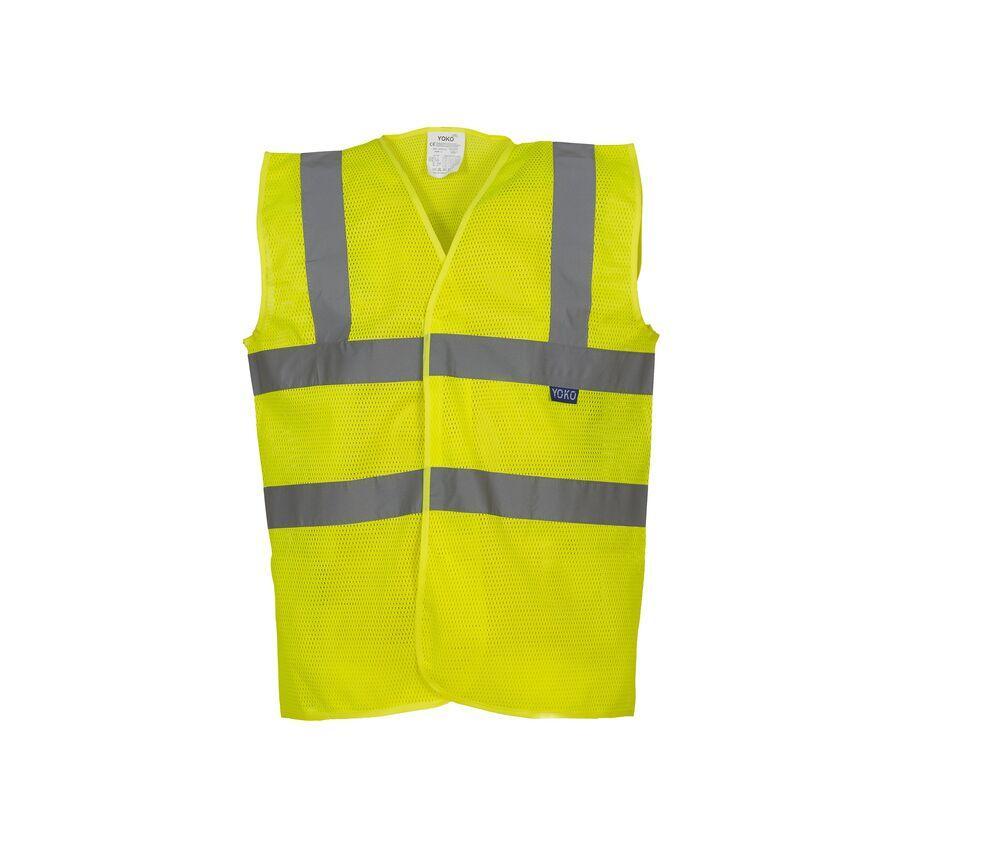 Yoko YK120 - Mesh safety jacket