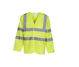 Yoko YK200 - Long sleeves safety jacket