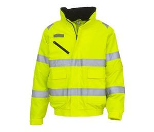 "Yoko YK209 - High visibility ""Fontaine Flight"" jacket"