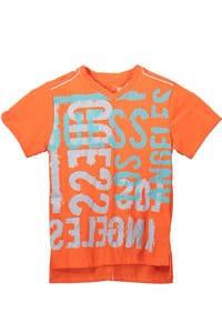 GUESS JEANS L73I28K5M20 - T-shirt short sleeves Kid Boy