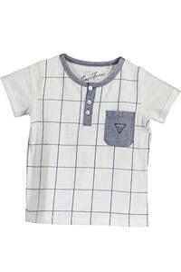 GUESS JEANS N71I36-K56Q0 - T-Shirt mit kurtzen Ärmeln Junge
