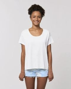 Stanley/Stella STTW036 - The womens scoop neck relaxed fit t-shirt