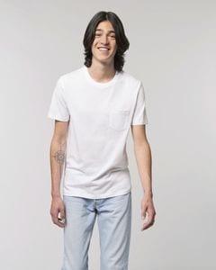 Stanley/Stella STTU830 - Le T-shirt avec poche unisexe