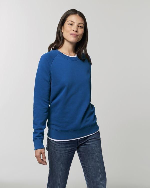 StanleyStella STSW146 Iconic Damen Rundhals Sweatshirt