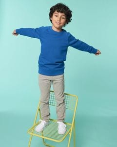 Stanley/Stella STSK916 - The iconic kids crew neck sweatshirt