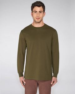 Stanley/Stella STTM558 - The mens dry handfeeling long sleeve t-shirt