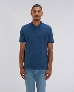 Stanley/Stella STPM564 - The mens denim polo