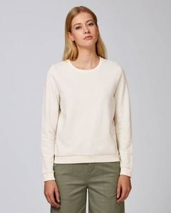Stanley/Stella STSW128 - The womens bicolour inside loop crew neck sweatshirt