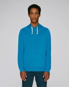 Stanley/Stella STST801 - The unisex sueded hoodie sweatshirt