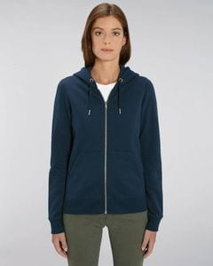 Stanley/Stella STSW149 - The iconic womens zip-thru hoodie sweatshirt
