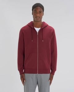 Stanley/Stella STSM566 - The iconic mens zip-thru hoodie sweatshirt