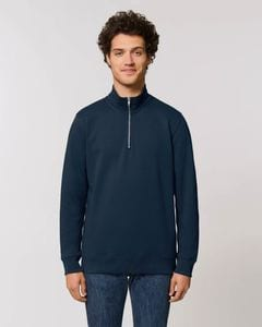 Stanley/Stella STSM611 - The mens quarter zip sweatshirt