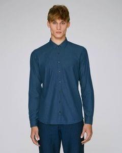 Stanley/Stella STWM572 - Overhemd van denim voor mannen