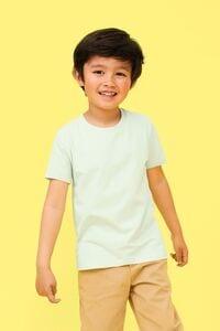 Sols 03102 - T-Shirt mit Rundhalsausschnitt Kinder