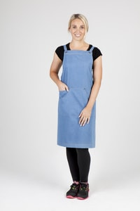 Ramo AP703B - Full Body Cotton/Denim Apron