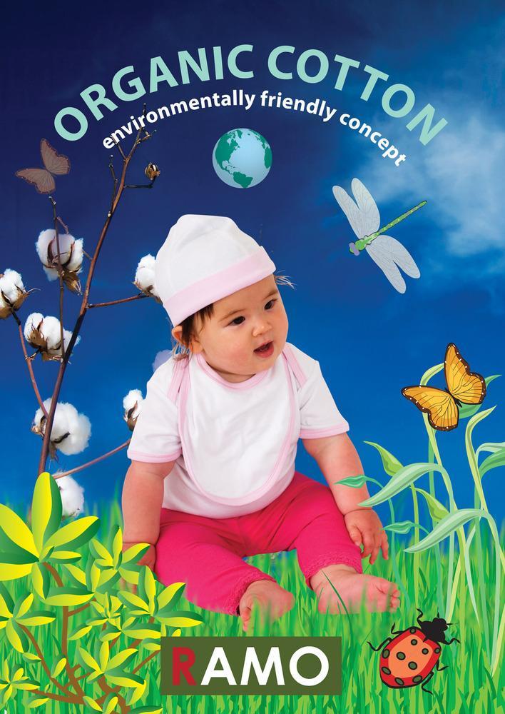 Ramo B101AP - Baby Contrast  Bib
