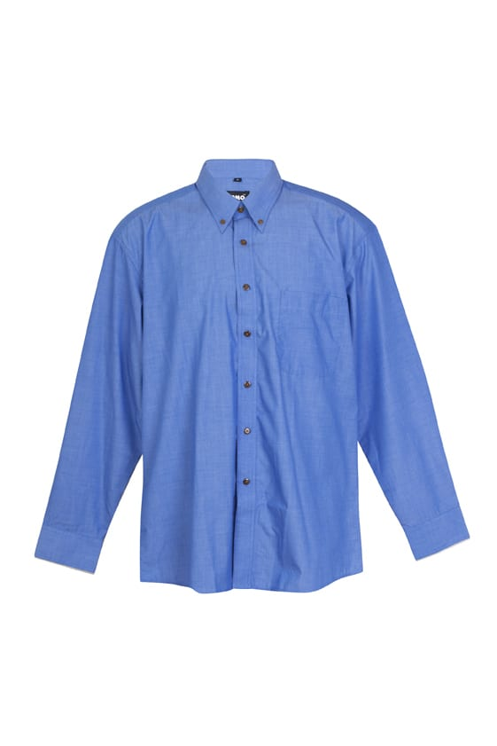 Ramo B485LS - Mens Long Sleeve Business Shirt