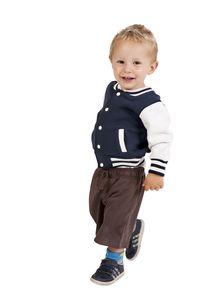 Ramo F160BB - Babies Varsity Jacket