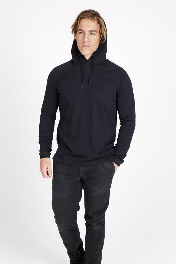 Ramo F392HP - Men's FUSION T-shirt Hoodie
