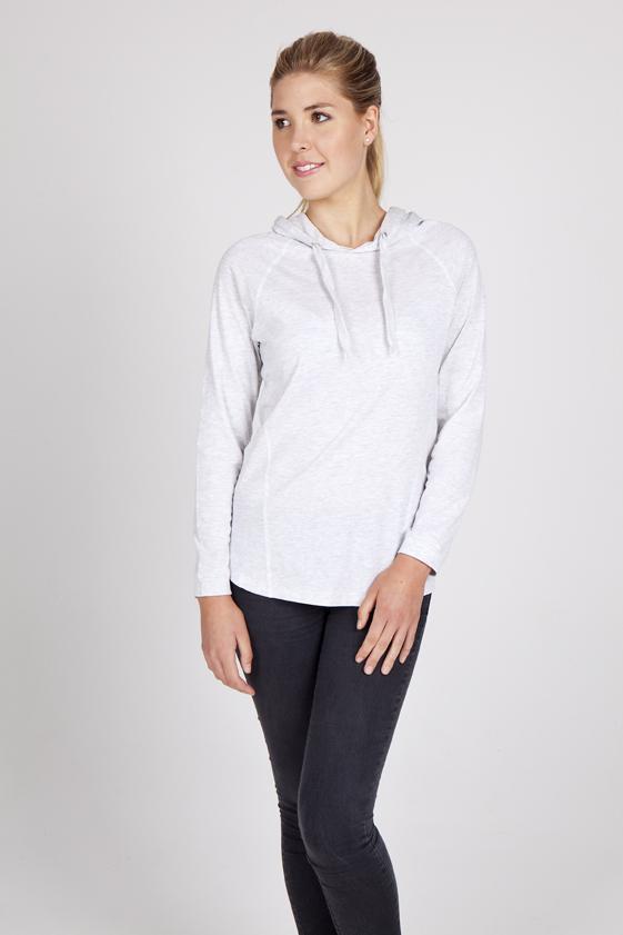 Ramo F392LD - Ladies' FUSION T-shirt Hoodie
