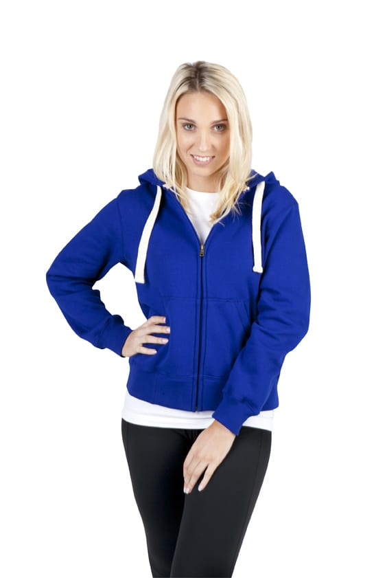 Ramo FZ99UN - Ladies/Junior Heavy Zip Fleece Hoodie