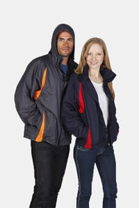 Ramo J008UN - Ladies/Junior Shower  Proof Sportech Nylon Jacket