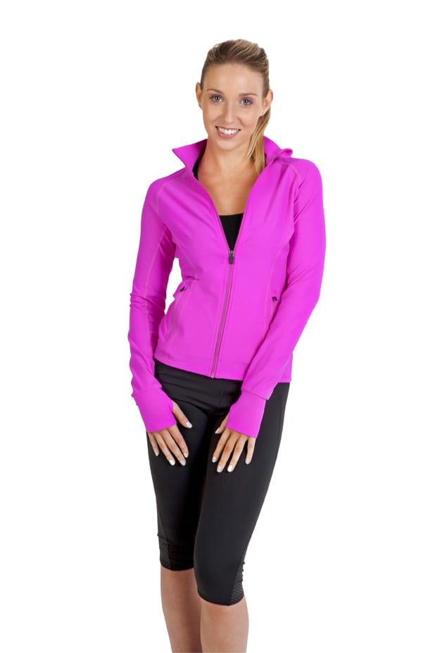 Ramo J480LD - Ladies AVA  Nylon/Spandex Jacket